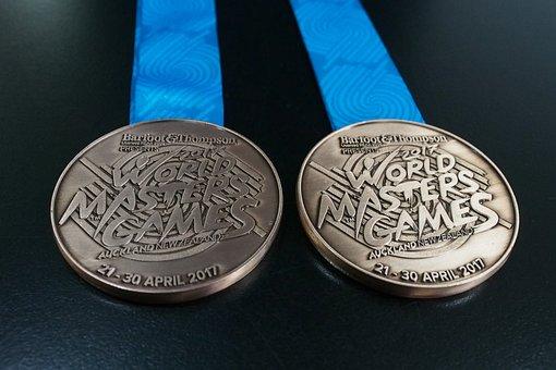 Athletics, Sport, Medals
