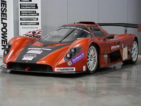 Auto, Supersport, Auto Racing, Automobile, Prototype