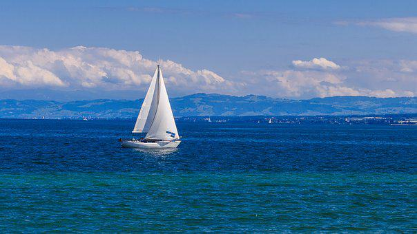Boot, Lake Constance, Constance, Water, Sailing Boats