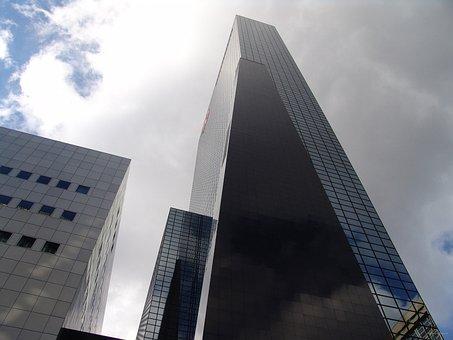 Skyscraper, City, Architecture, Skyline, Buildings