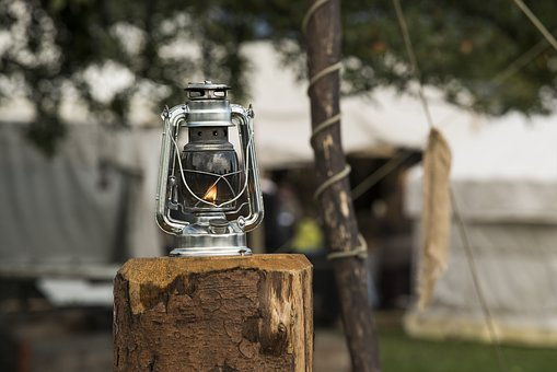 Lamp, Light, Oil Lamp, Deco, Lights, Lighting, Glass
