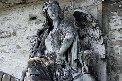 France, Paris, Sculpture, Tourism, Travel