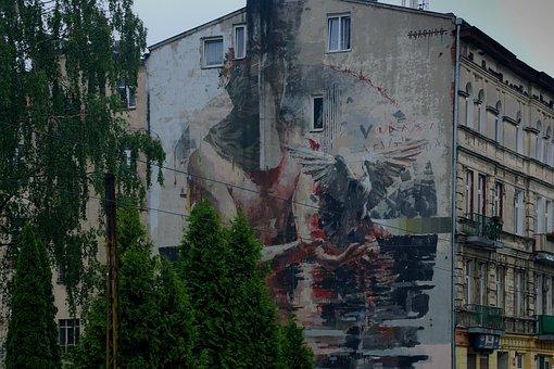 Mural, Article 1 2, Modern Art, The Art Of, Lake Dusia