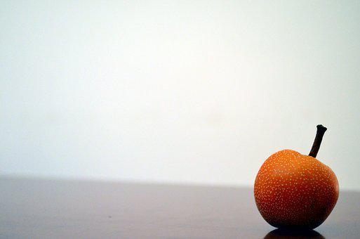 Background, Pear-apple, Pear Nashi