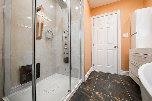 Bathroom, Renovation, Interior, Design, Modern