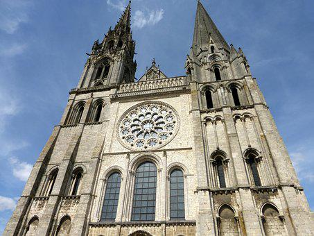 Cathedral, Chartres, Monument