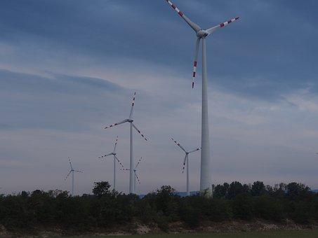 Pinwheel, Wind Power, Alternative Energy, Energy