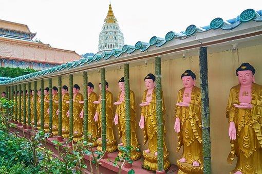 Buddhist, Buddha, Buddhism, Religion, Faith, Sculpture