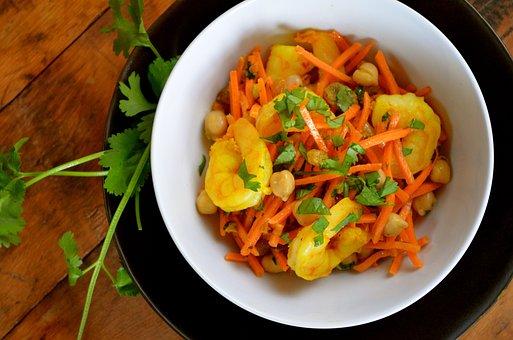 Shrimp, Pasta, Food, Meal, Cuisine, Traditional, Fresh