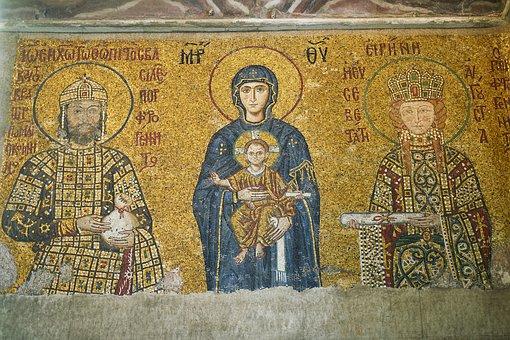 Church, Pictures, Faith, Hagia Sophia, Historical Works