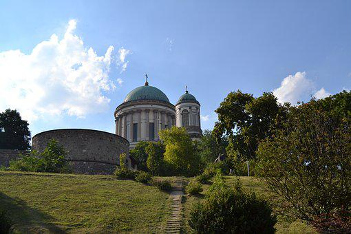 Basilica, Esztergom, Hungary, Church