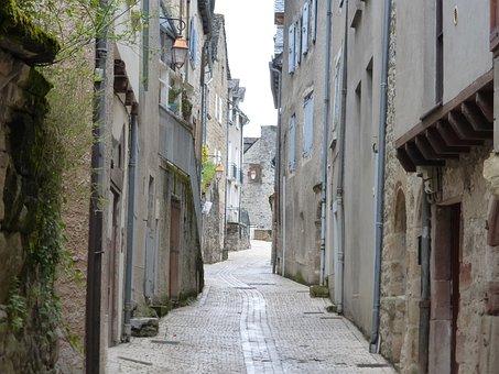 Lane, Village, Lozère