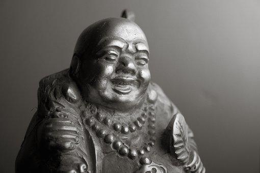 Laughing Buddha, Buddha, Zen, Laughing, Religion