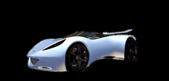 Auto, Isolated, Automotive, Sports Car, Luxury, Vehicle