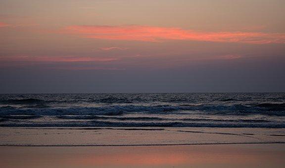 Sea, Ocean, Water, Nature, Blue, Summer, Travel, Wave