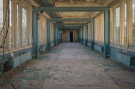 Room, Corridor, Bulag