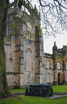 Aberdeen, University, Study, City, Travel, Stone