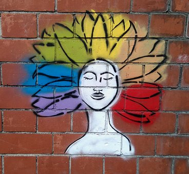 Graffity, Colourful, Texture, Wall, Street, Outdoor