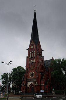 Church, Gothic, Monument, Architecture, Christianity