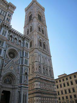 Florence, Bell Tower, Baptistery, History, Culture