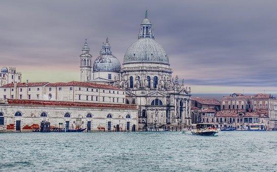 Venice, Italy, Water, Tourism, Italian, Travel, City