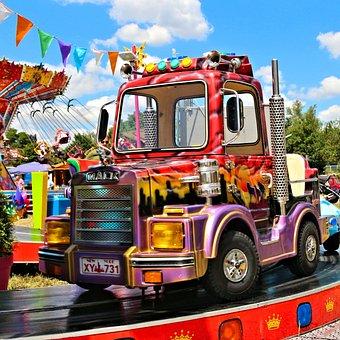 Carousel, Folk Festival, Oktoberfest, Fairground, Fair