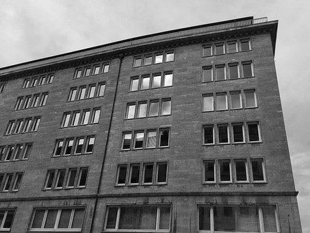 Building, Gloomy, Architecture, Dark, Atmosphere, Weird