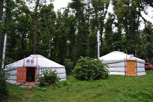 Yurt, Pilis, Hungary