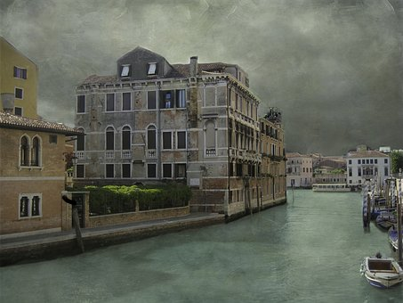 Italy, Venice, Canal, Travel, Water, Tourism, Italian