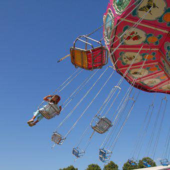 Chain Carousel, Folk Festival, Oktoberfest, Fairground
