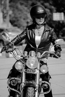 Moto, Women, Youth, Sensual, Sexy Woman, Girl