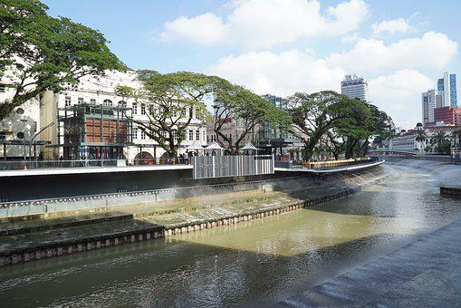 River Of Life Project, Sultan Abdul Samad Building
