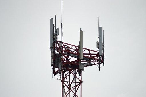 Tower, Cellular, Technology, Network, Mobile, Sky, Team