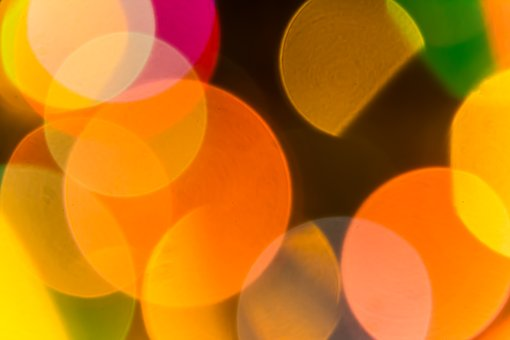 Bokeh, Lights, Colorful, Color, Magic, Blurred, Festive