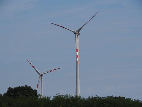 Pinwheel, Wind Power, Renewable Energy, Energy