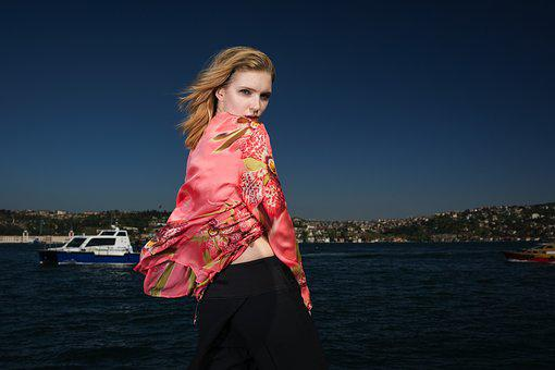 Model, Women's, Fashion, Shooting, Clothes