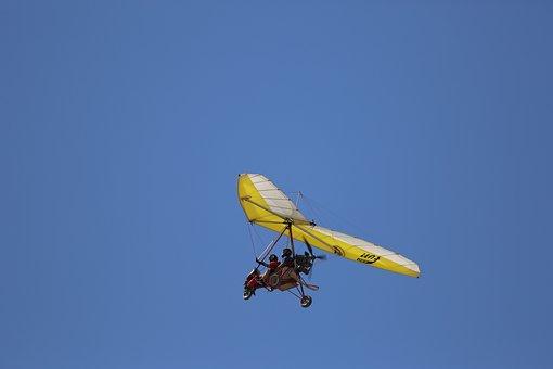 Flight, Small Aircraft, Fly, Dunhuang