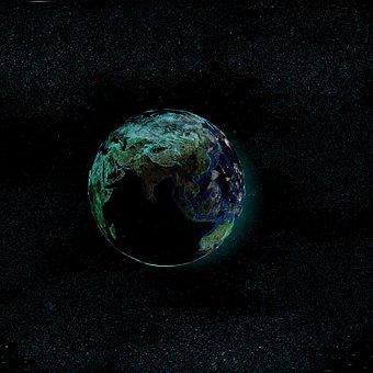 Space, Science Fiction, Universe, Forward, Futuristic