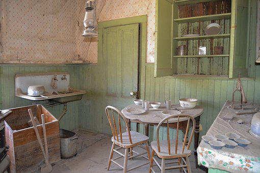 Bodie, Ghost Town, Usa, Wild West, Old, California
