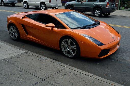Lamborghini, Car, Fast Car, Sports Car, Luxury Coupe