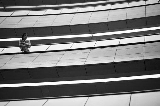 Male, Man, Hotel, Building, Architecture, Beautiful