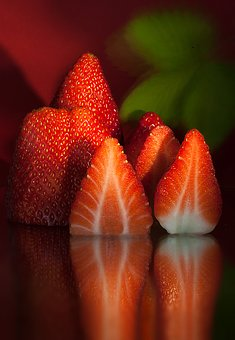 Strawberries, Fruits, Fruit, Red, Sweet, Delicious