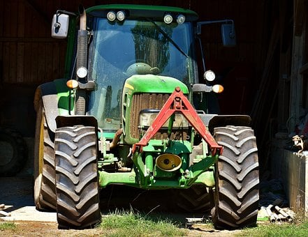 Tractor, Vehicle, Farm, Agriculture, Tractors