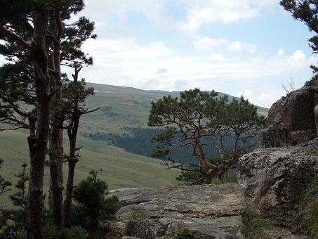 Adygea, Russia, Mountains, Rocks, Nature, Mountain