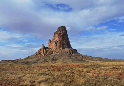 Monument Valley, Mountains, Landscape, Nature, Arizona
