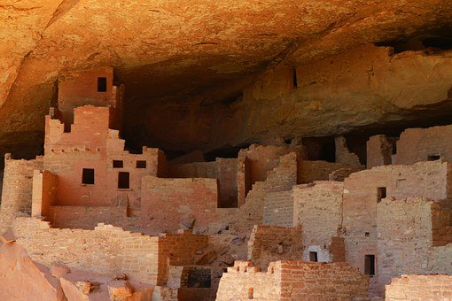 Mesa Verde, National Park, Cliff Dwelling, Park, Mesa