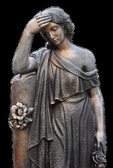 Statue, Bronze, Figure, Sculpture, Bronze Statue, Art