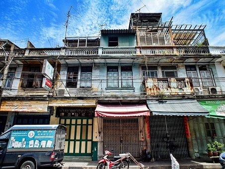 Thailand, Thai, Bangkok