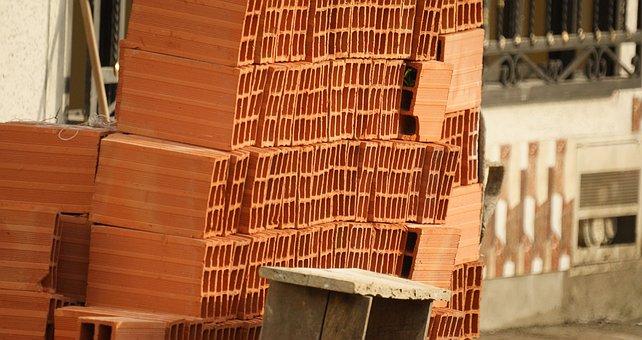 Image, Bricks, Construction, Materials, Armenia