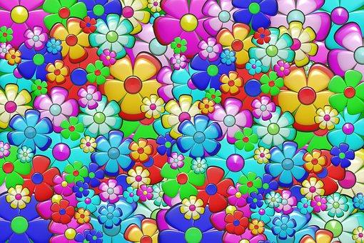 Flowers, Ornament, Decoration, Floral Design, Floristry